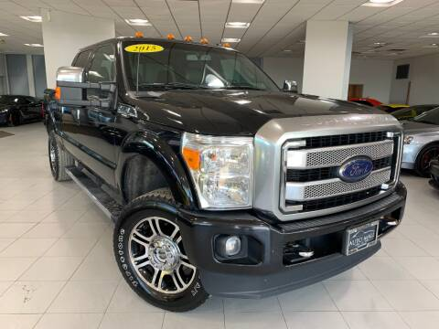 2015 Ford F-250 Super Duty for sale at Auto Mall of Springfield in Springfield IL