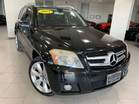 2011 Mercedes-Benz GLK for sale at Auto Mall of Springfield in Springfield IL
