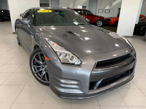 2015 Nissan GT-R for sale at Auto Mall of Springfield in Springfield IL