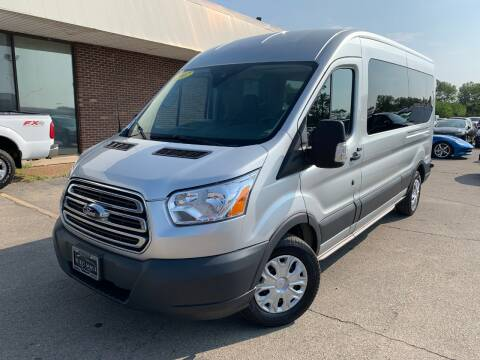 2017 Ford Transit Passenger for sale at Auto Mall of Springfield in Springfield IL