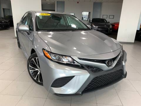 2020 Toyota Camry for sale at Auto Mall of Springfield in Springfield IL
