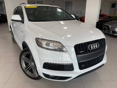 2013 Audi Q7 for sale at Auto Mall of Springfield in Springfield IL