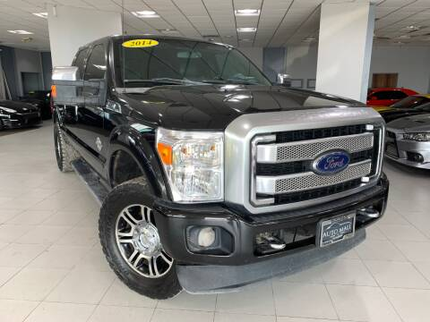 2014 Ford F-250 Super Duty for sale at Auto Mall of Springfield in Springfield IL