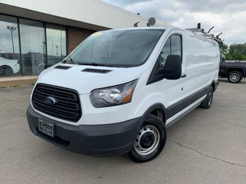2017 Ford Transit Cargo for sale at Auto Mall of Springfield in Springfield IL