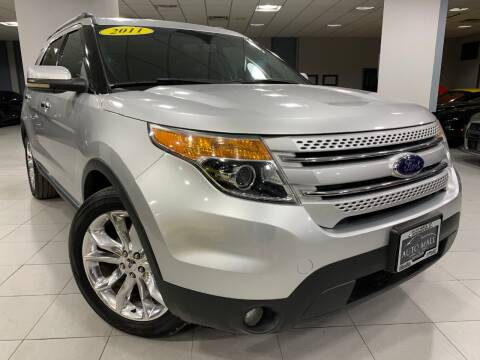 2011 Ford Explorer for sale at Auto Mall of Springfield in Springfield IL