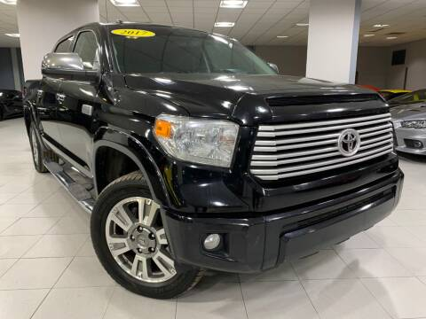 2017 Toyota Tundra for sale at Auto Mall of Springfield in Springfield IL