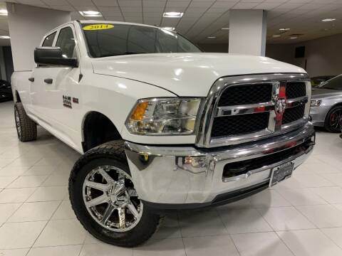 2014 RAM Ram Pickup 2500 for sale at Auto Mall of Springfield in Springfield IL