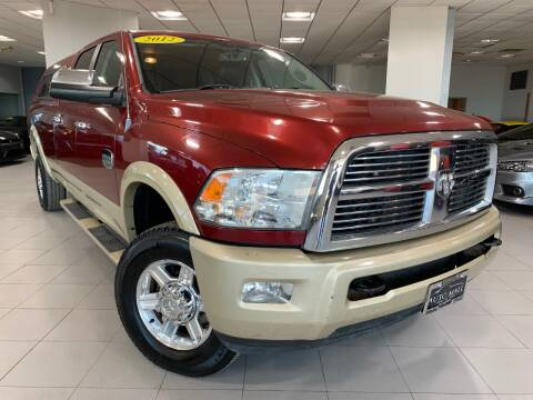 2012 RAM Ram Pickup 3500 for sale at Auto Mall of Springfield in Springfield IL