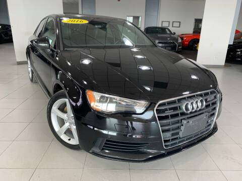 2016 Audi A3 for sale at Auto Mall of Springfield in Springfield IL