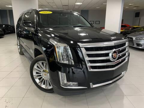 2015 Cadillac Escalade ESV for sale at Auto Mall of Springfield in Springfield IL