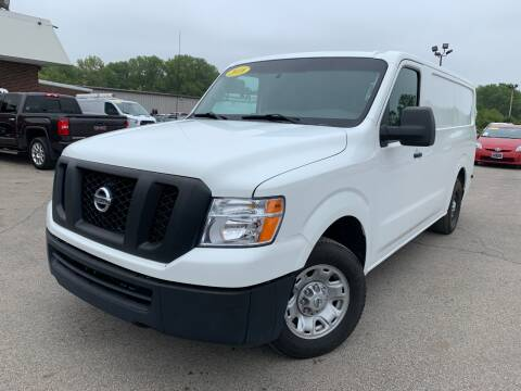 2018 Nissan NV Cargo for sale at Auto Mall of Springfield in Springfield IL