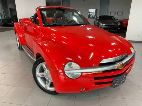 2003 Chevrolet SSR for sale at Auto Mall of Springfield in Springfield IL