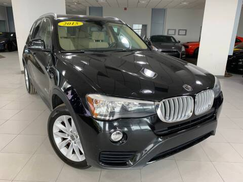 2015 BMW X3 for sale at Auto Mall of Springfield in Springfield IL