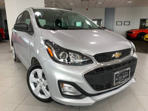 2019 Chevrolet Spark for sale at Auto Mall of Springfield in Springfield IL