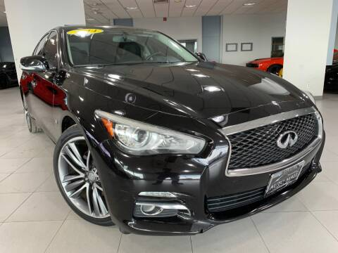 2014 Infiniti Q50 for sale at Auto Mall of Springfield in Springfield IL