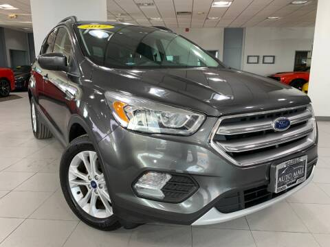 2017 Ford Escape for sale at Auto Mall of Springfield in Springfield IL