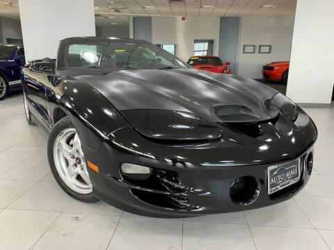 2002 Pontiac Firebird for sale at Auto Mall of Springfield in Springfield IL