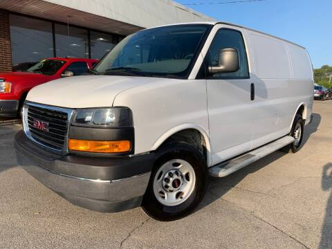 2019 GMC Savana Cargo for sale at Auto Mall of Springfield in Springfield IL