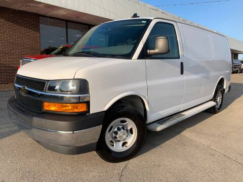 2019 Chevrolet Express Cargo for sale at Auto Mall of Springfield in Springfield IL