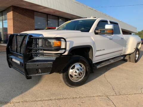 2015 GMC Sierra 3500HD for sale at Auto Mall of Springfield in Springfield IL
