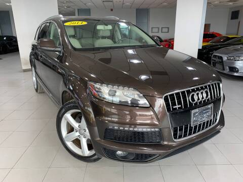 2014 Audi Q7 for sale at Auto Mall of Springfield north in Springfield IL