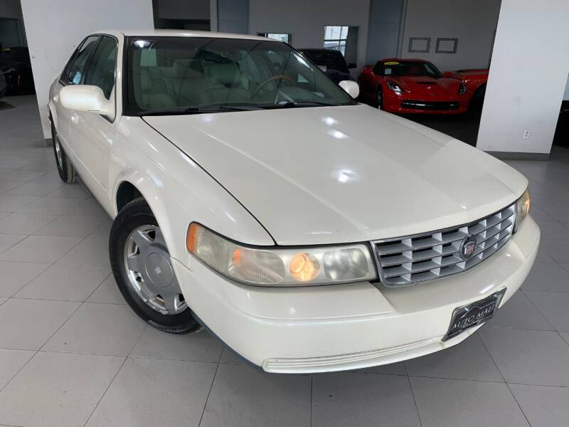2001 Cadillac Seville for sale at Auto Mall of Springfield north in Springfield IL
