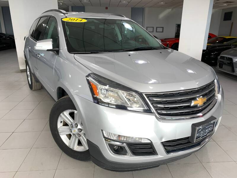 2014 Chevrolet Traverse for sale at Auto Mall of Springfield north in Springfield IL