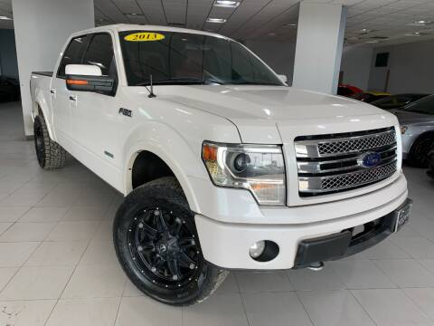2013 Ford F-150 for sale at Auto Mall of Springfield north in Springfield IL