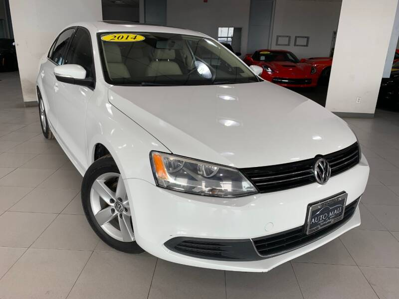 2014 Volkswagen Jetta for sale at Auto Mall of Springfield north in Springfield IL
