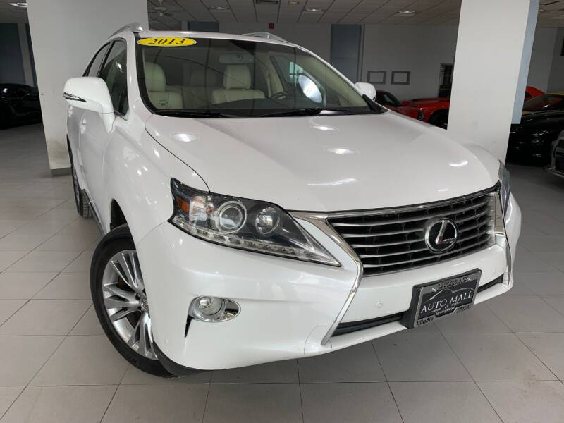 2013 Lexus RX 350 for sale at Auto Mall of Springfield north in Springfield IL