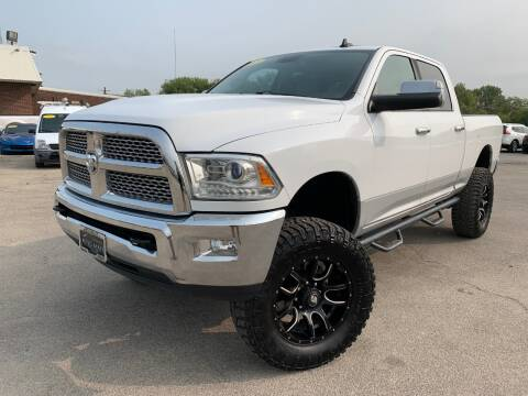 2015 RAM Ram Pickup 2500 for sale at Auto Mall of Springfield in Springfield IL