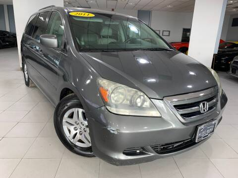 2007 Honda Odyssey for sale at Auto Mall of Springfield in Springfield IL