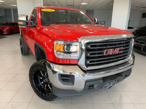 2016 GMC Sierra 2500HD for sale at Auto Mall of Springfield in Springfield IL