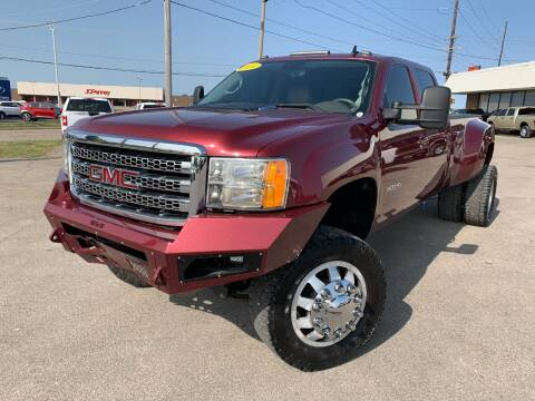 2014 GMC Sierra 3500HD for sale at Auto Mall of Springfield in Springfield IL