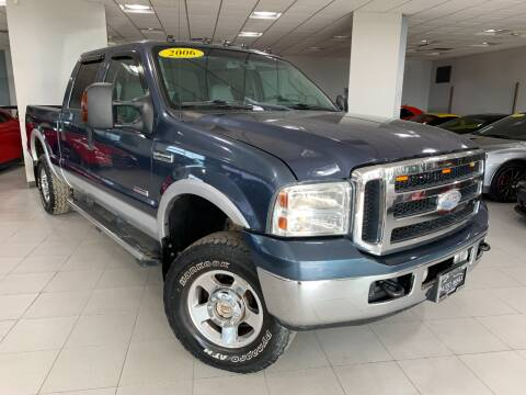 2006 Ford F-250 Super Duty for sale at Auto Mall of Springfield in Springfield IL