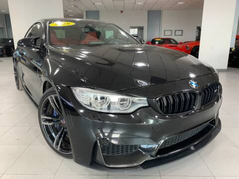 2016 BMW M4 for sale at Auto Mall of Springfield in Springfield IL