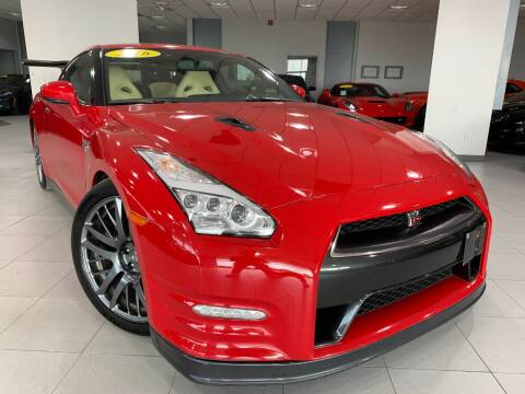 2016 Nissan GT-R for sale at Auto Mall of Springfield in Springfield IL