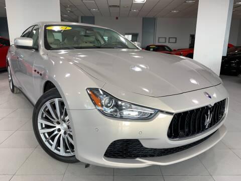2014 Maserati Ghibli for sale at Auto Mall of Springfield in Springfield IL