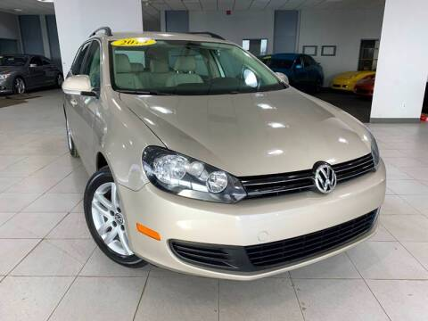 2014 Volkswagen Jetta for sale at Auto Mall of Springfield in Springfield IL