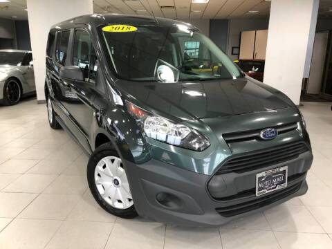 2018 Ford Transit Connect Wagon for sale at Auto Mall of Springfield north in Springfield IL