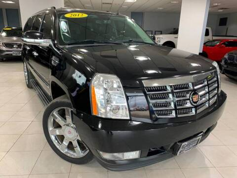 2013 Cadillac Escalade ESV for sale at Auto Mall of Springfield in Springfield IL