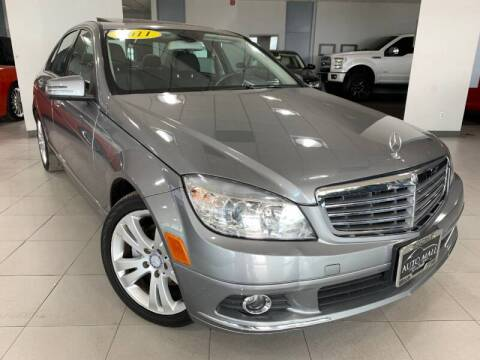 2011 Mercedes-Benz C-Class for sale at Auto Mall of Springfield in Springfield IL