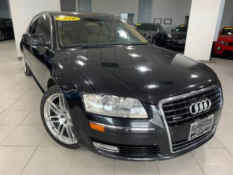 2010 Audi A8 L for sale at Auto Mall of Springfield in Springfield IL
