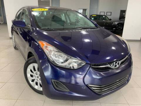 2012 Hyundai Elantra for sale at Auto Mall of Springfield in Springfield IL