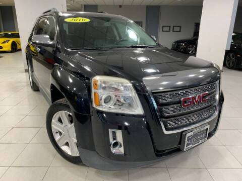 2011 GMC Terrain for sale at Auto Mall of Springfield in Springfield IL