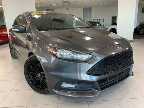 2016 Ford Focus for sale at Auto Mall of Springfield in Springfield IL