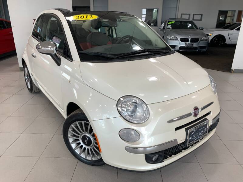 2012 FIAT 500c for sale at Auto Mall of Springfield in Springfield IL
