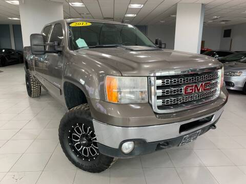 2013 GMC Sierra 3500HD for sale at Auto Mall of Springfield in Springfield IL