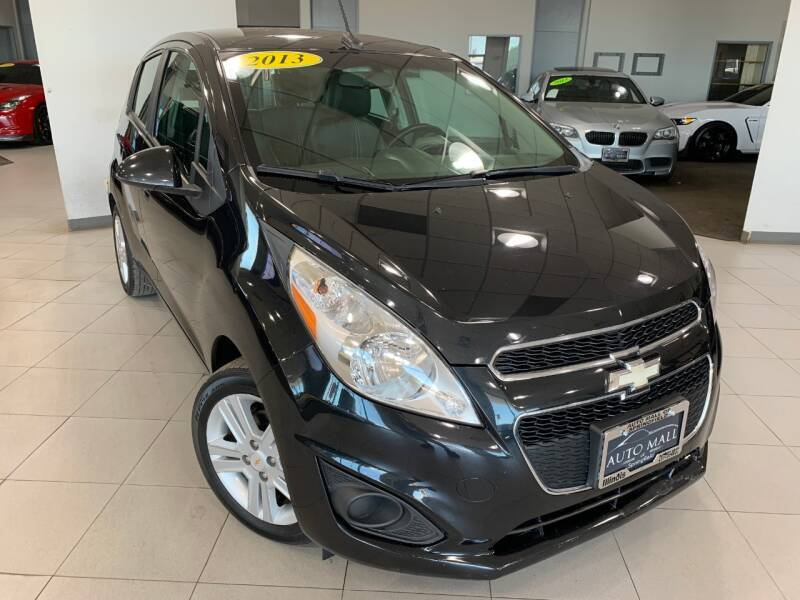 2013 Chevrolet Spark for sale at Auto Mall of Springfield in Springfield IL