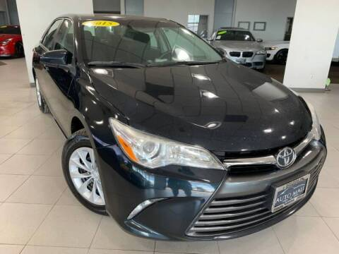 2015 Toyota Camry for sale at Auto Mall of Springfield in Springfield IL